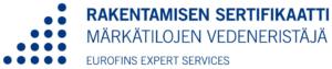 Rakentamisen sertifikaatti - HT-Remontit